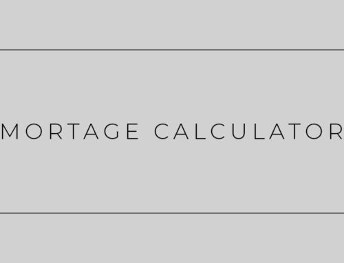 Free Market Mortgage Calculator